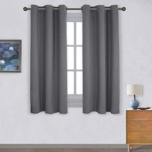 NIP NICETOWN Bedroom Blackout Curtains 42x54
